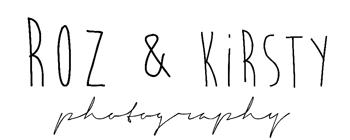 Roz & Kirsty Wedding Photographers - logo